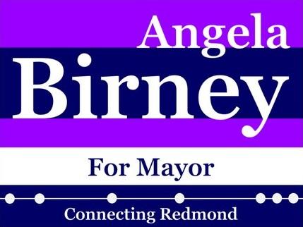 Elect Angela Birney